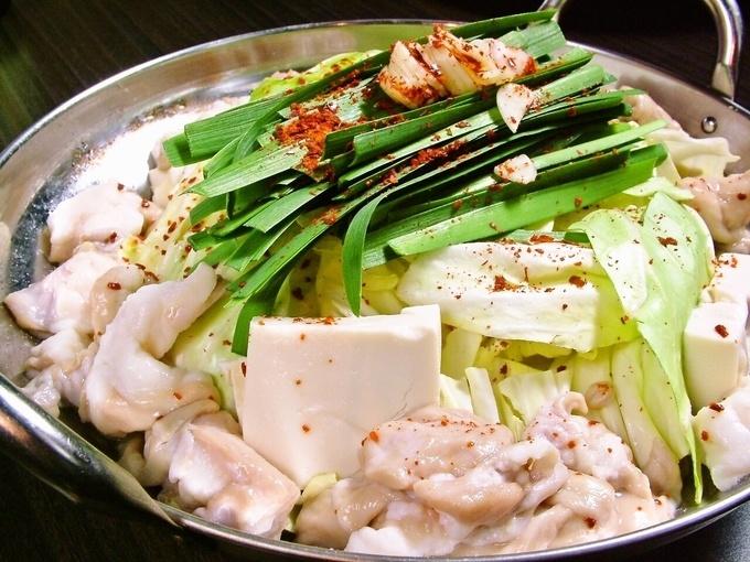 Retina mikototachikawa food motsunabe